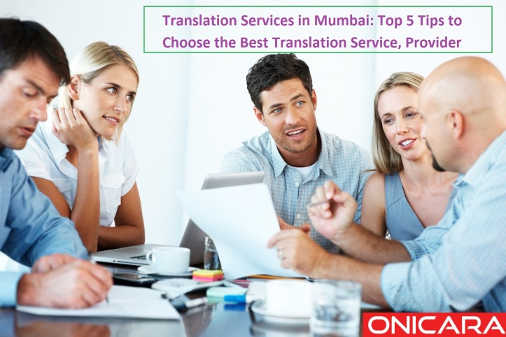 Translation Services in Mumbai