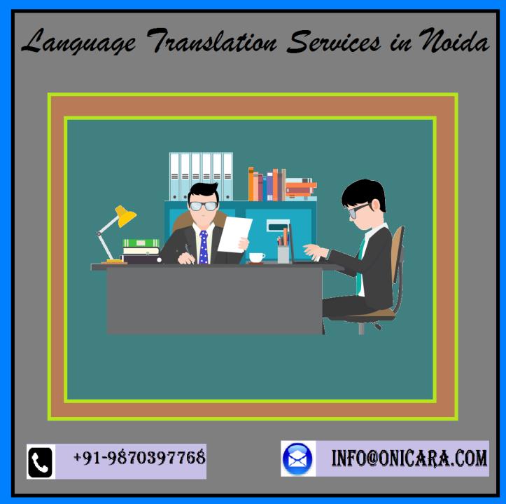 Japanese Language Translation Services in Noida