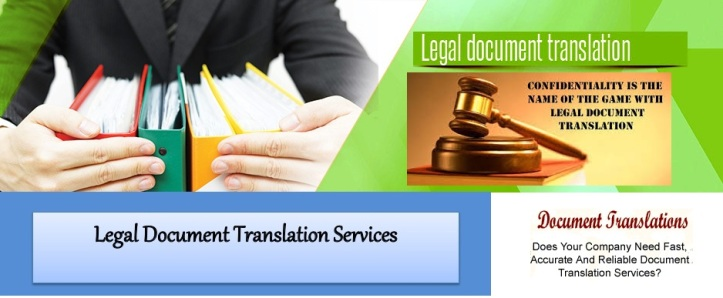 Legal document translation services delhi