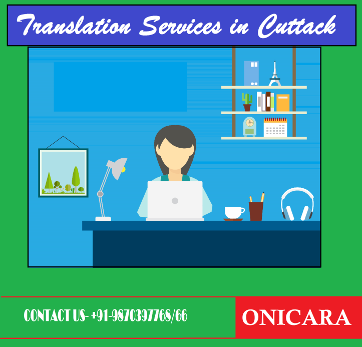 Translation Services in Cuttack