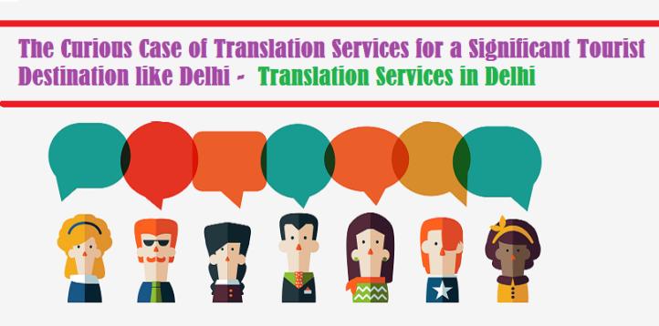 Translation Services in Delhi