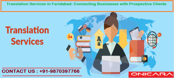 translation services in Faridabad