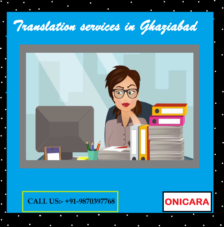 Translation services in Ghaziabad