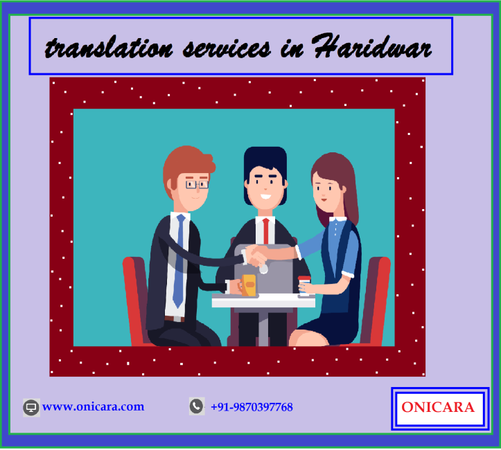 translation services in Haridwar