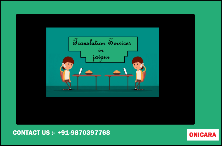 Translation Services in jaipur
