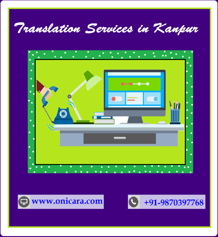 Translation Services in Kanpur