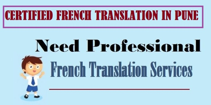 french translation services in Pune
