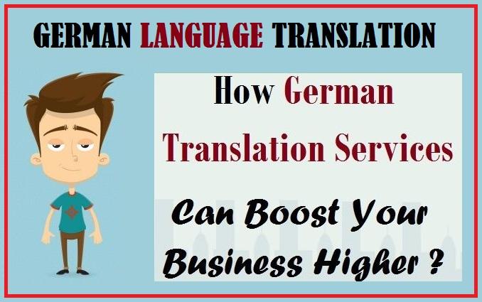 German Language Translation Services in Bangalore