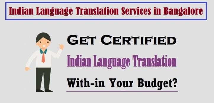 indian language translation services in bangalore