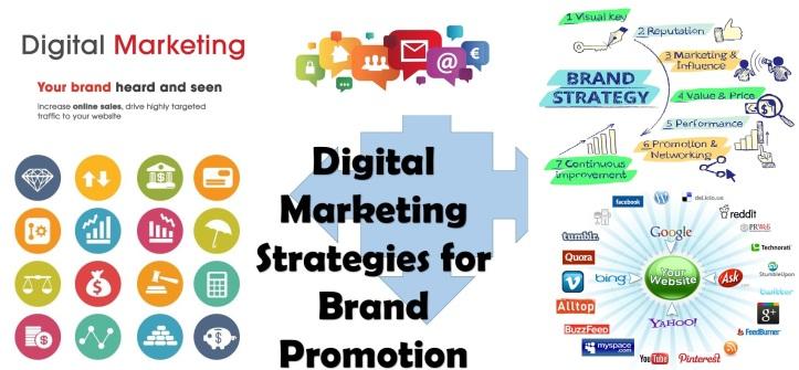 online branding promotion
