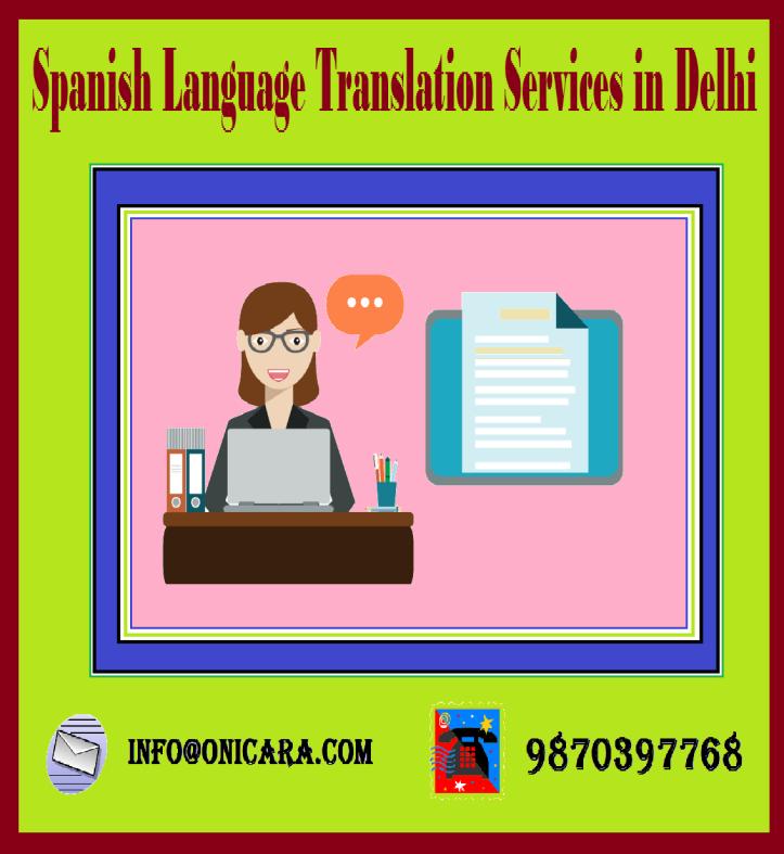 spanish language translation services